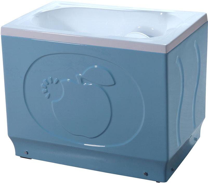 儿童澡盆蓝色