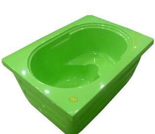 儿童坐式澡盆