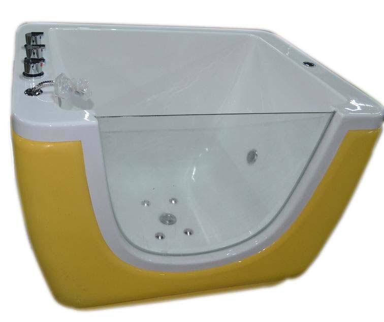 亚克力单面透明池