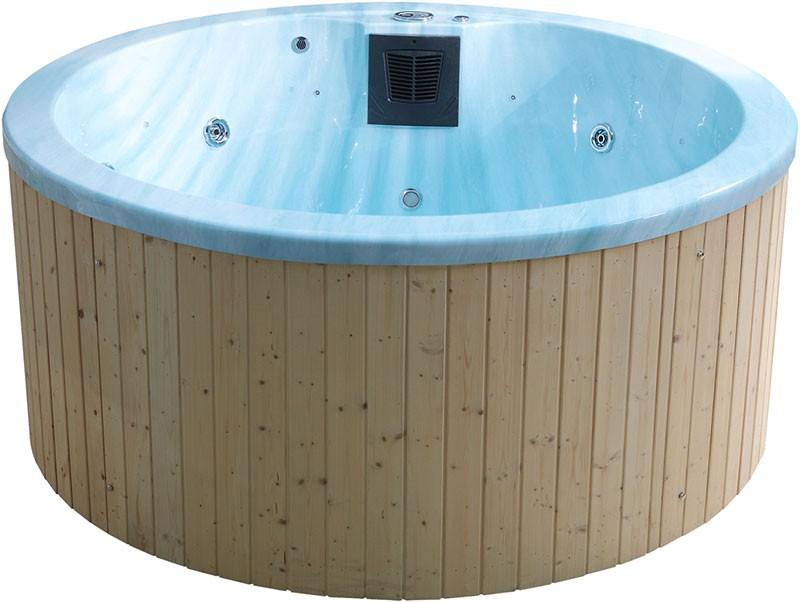亚克力圆形泳池