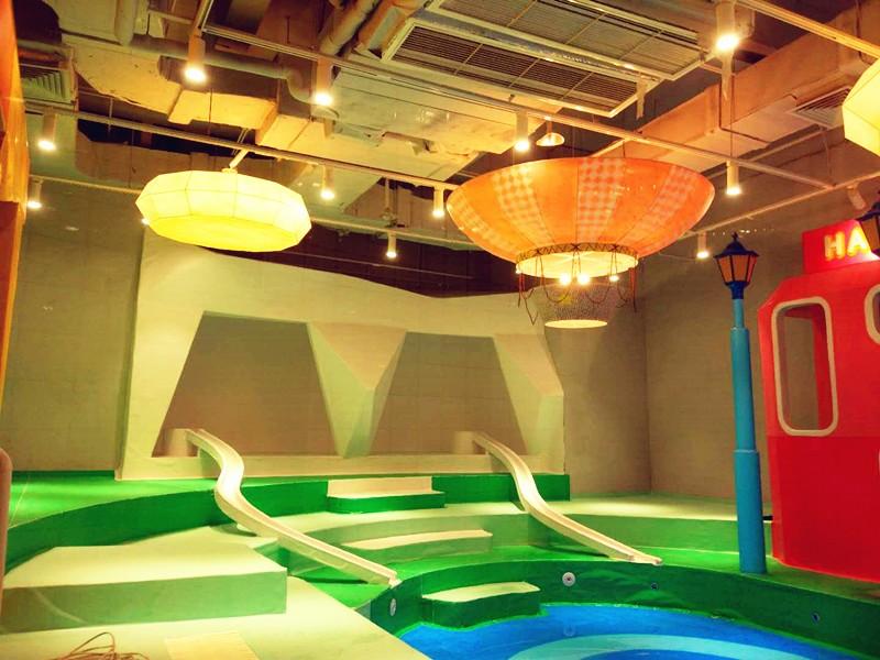 双桨成都室内儿童恒温水上乐园加盟店