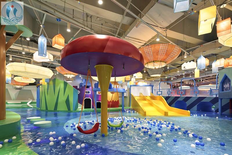 恒温儿童水上乐园天空之城水上乐园加盟店