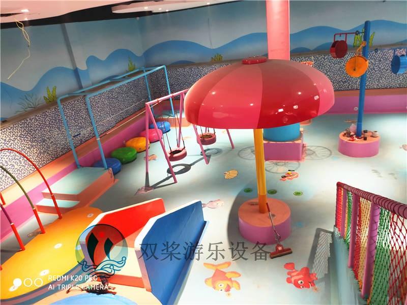 双桨南京云海室内儿童恒温水上乐园加盟店