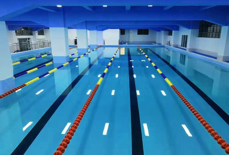 双桨拼装式泳池案例