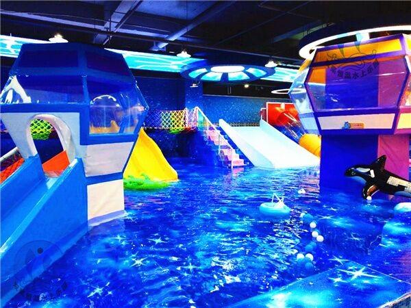 儿童水上乐园太空系列主题