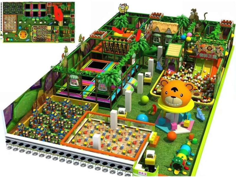森林主题儿童乐园