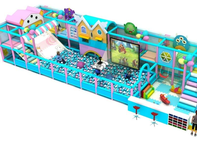海洋主题儿童乐园