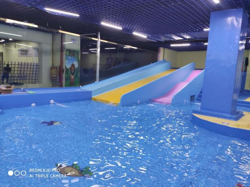 双桨游乐设备之新疆克州水上乐园案例